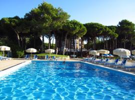 Hotel Beau Rivage Pineta, hotel a Lido di Jesolo