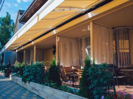 Hotel Victoria, отель в Туапсе