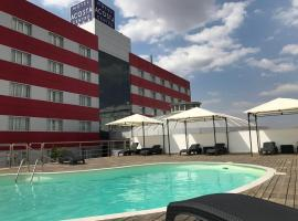 Hotel Acosta Centro, hotel in Almendralejo
