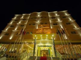 Rest Night Hotel Apartments Wadi Al Dawasir, apartamento em Wadi Al Dawasir