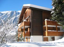 Leone, hotel in Blatten bei Naters