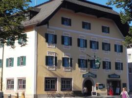 Landgasthof Santner, hotel in Thalgau