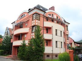 Гостевой дом Альбертина, отель в Калининграде