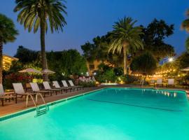 El Pueblo Inn, three-star hotel in Sonoma