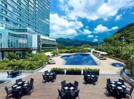 Hyatt Regency Hong Kong, Sha Tin, hotel en Hong Kong