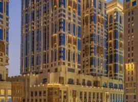 Jabal Omar Hyatt Regency Makkah, boutique hotel in Mecca