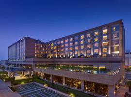 Hyatt Regency Chandigarh, spa hotel in Chandīgarh