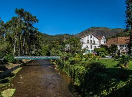 Hotel Bucsky, hotel in Nova Friburgo