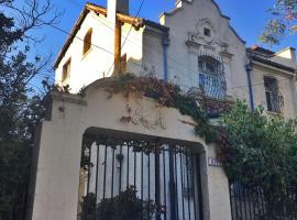 Casa Ryan, bed and breakfast en Santiago