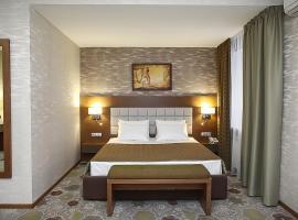 Гостиница Бон Апарт, отель в Томске