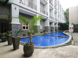 Grand Lifestyle Hotel, hotel in Denpasar