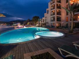 Марина Сити Апарт Хотел, хотел в Балчик