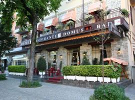 Albergo Ristorante Domus, hotell i Salsomaggiore Terme