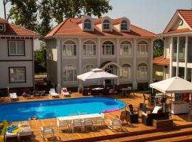 Гостиница MAXX, отель в Гудауте