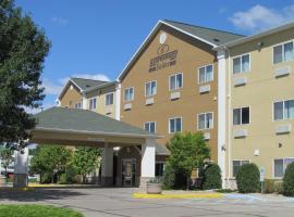Expressway Suites of Bismarck, hotel in Bismarck