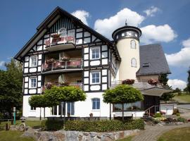 Pension und Ferienwohnung Schütte, Skiresort in Schmallenberg