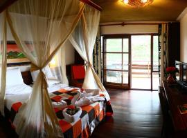 Hotel Club du Lac Tanganyika, отель в городе Бужумбура