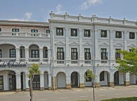 Royale Chulan Penang, hotel in George Town
