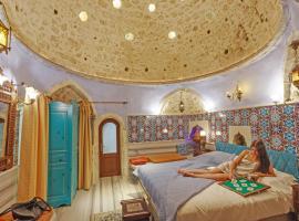 Hamam Oriental Suites, hotel in Rethymno