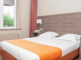 Hotel Castel, hotel din Gent