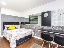 Studio Central e Planejado, apartment in Curitiba
