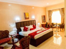 Sefcon Suites & Apartment, hotel near Nnamdi Azikiwe International Airport - ABV, Abuja