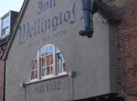 The Wellington, hotel in Welwyn