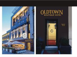 Old Town Boutique Hotel, hotel in Bucharest