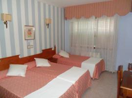 Hotel Vimar, hotel cerca de Playa de Silgar, Sanxenxo