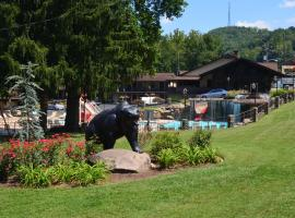 The Brookside Resort By FairBridge, hotel v destinaci Gatlinburg