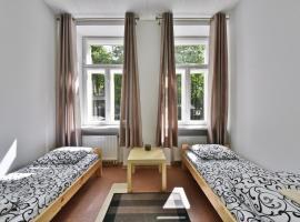 Laisves Avenue Hostel, šeimos būstas mieste Kaunas