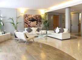 Hotel Executive, hôtel à Sienne