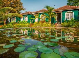 Aquatica Resorts & Spa, hotel with pools in Morjim