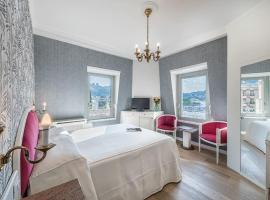 Hotel Metropole Suisse, hôtel à Côme