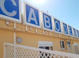 Hotel Cabo de Mar, hotel in Peniscola