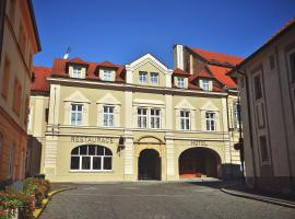 Hotel U Hradu, hotel in Mladá Boleslav