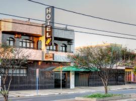 Hotel Carolina Plaza, room in Uberaba
