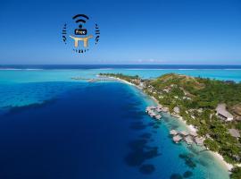 Maitai Bora Bora, hotel in Bora Bora