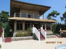 Salak Sunrise Homestead, pet-friendly hotel in Bogor