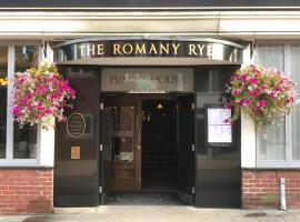 The Romany Rye Wetherspoon, hotel a East Dereham