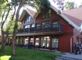 Rest Apartment Preila, viešbutis mieste Preila