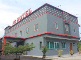 Pz Hotel, hotel di Kuala Kangsar