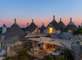 Trulli 18cinquantanove, country house in Cisternino