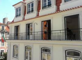 Vistas de Lisboa Hostel, hostel in Lisbon