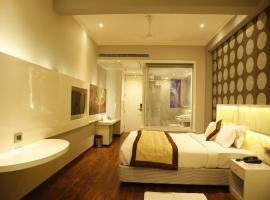 Hotel Orange, отель в Агре