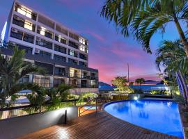 Sunshine Tower Hotel, hotel near Cairns Showgrounds, Cairns