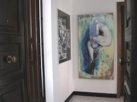 Stanza d'artista, hotel in Genoa