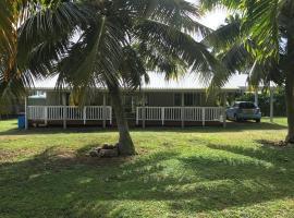 Inave Holidays, hotel in Rarotonga