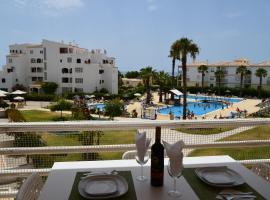 Lovely Estrela Vau Apt - Sea View, hotel near Alto Golf Course, Portimão