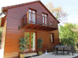 Chalet Souillac Golf & Country Club II, hotel in Souillac